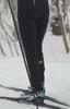 Nordski Premium разминочные лыжные брюки женские черные - 3