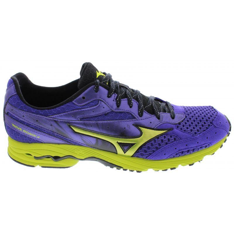 Кроссовки для бега Mizuno Wave Ronin 4 Марафонки purple