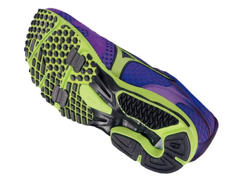 Кроссовки для бега Mizuno Wave Ronin 4 Марафонки purple - 3