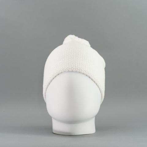 Nordski Knit лыжная шапка белая