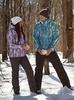 Nordski City женский теплый костюм фиолетовый - 4