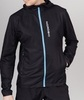 Nordski Run Premium костюм для бега мужской Black-Blue - 4