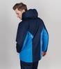 Теплая прогулочная куртка мужская Nordski Base iris-blue - 2