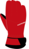 Nordski Arctic Membrane перчатки black-red - 2