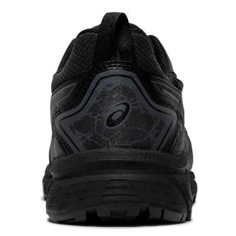 Asics Gel Venture 7 Wp кроссовки-внедорожники для бега женские черные (Распродажа)