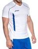 Волейбольная футболка Asics T-shirt Volo мужская white - 1