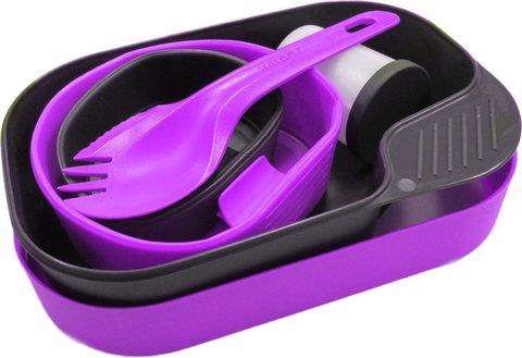 Wildo Camp-A-Box Complete набор туристической посуды lilac