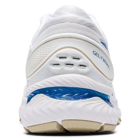 Asics Gel Nimbus 22 кроссовки для бега мужские белые(РАСПРОДАЖА)