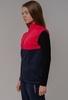 Nordski Jr Premium детский лыжный жилет pink-blueberry - 3