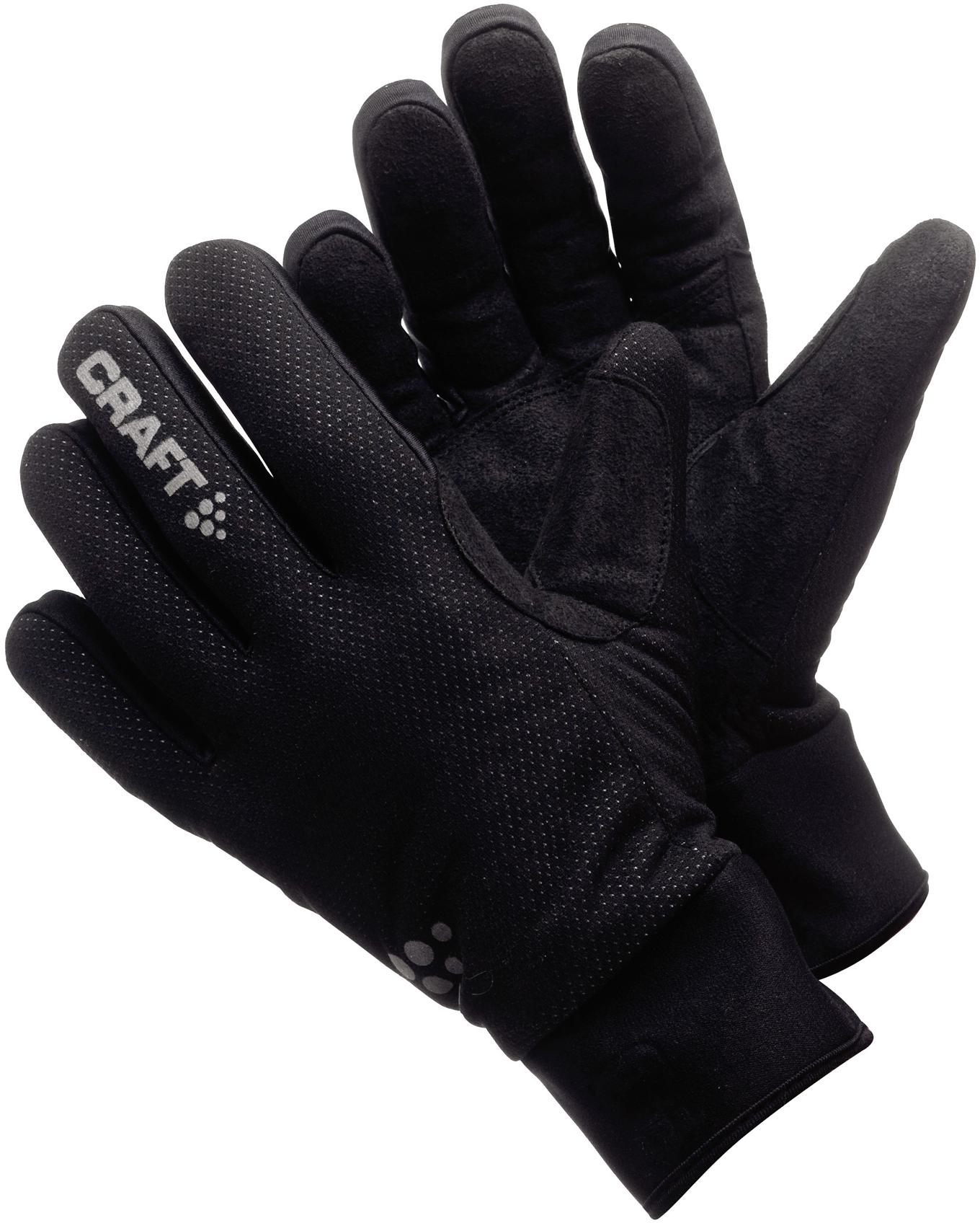 Перчатки Craft Active чёрные
