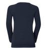 Odlo Warm детское термобелье рубашка navy - 2