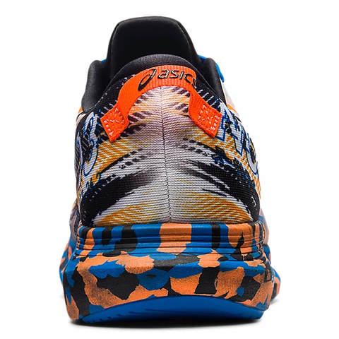 Asics Gel Noosa Tri 13 кроссовки для бега мужские синие-оранжевые