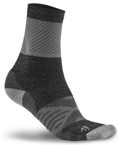 Craft Warm XC термоноски black-grey