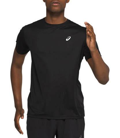 Asics Katakana Ss Top футболка для бега мужская черная