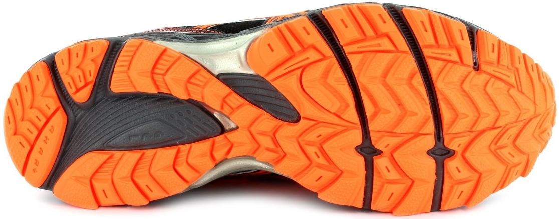 Кроссовки внедорожники Asics GEL ENDURO 9 мужские orange - 5