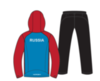 Nordski National Montana прогулочный лыжный костюм мужской Blue-Black - 4