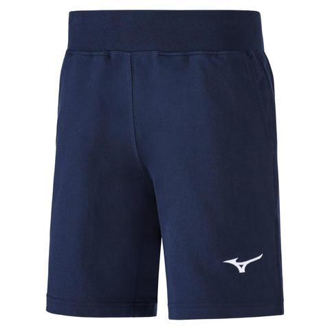 Mizuno Terry Short спортивные шорты мужские синие
