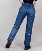 Nordski Premium утепленные лыжные брюки женские denim - 2
