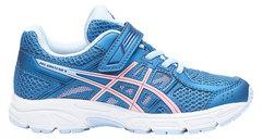 Asics Gel Contend 4 PS кроссовки для бега детские голубые