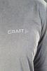 Craft Prime Run мужская спортивная футболка светло-серая - 3