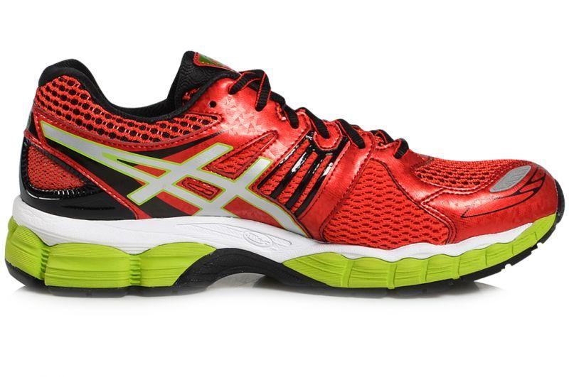 Кроссовки для бега Asics Gel-Nimbus 15 red мужские