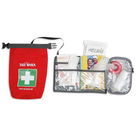 Tatonka First Aid Basic WP туристическая аптечка красная