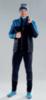 Nordski Jr Active лыжный костюм детский blue-black - 2