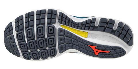 Mizuno Wave Sky 4 кроссовки для бега мужские серые