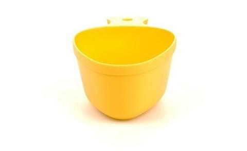 Wildo Kasa Army портативная кружка-миска lemon