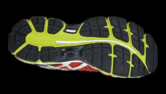 Кроссовки для бега Asics Gel-Nimbus 15 red мужские - 2