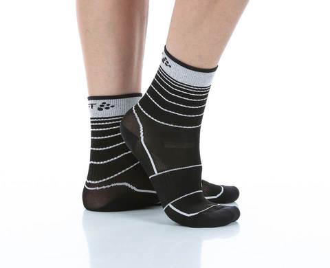 Craft Grand Fondo спортивные носки черный-белый