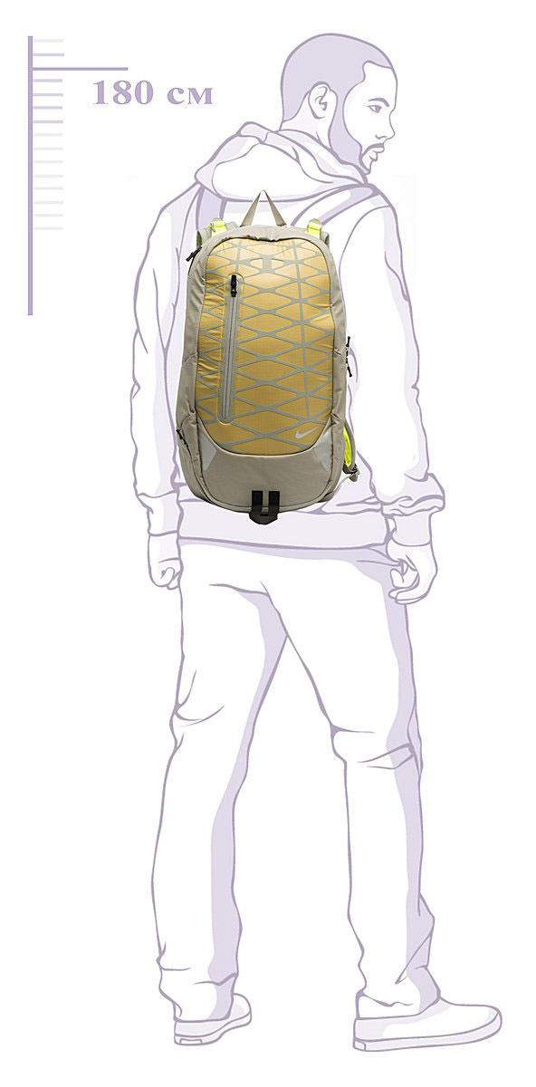 Рюкзак Nike Cheyenne Vapor Ii Backpack brown - 3