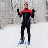 Nordski Active лыжный костюм мужской черный-красный - 2