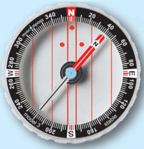 Moscompass 3 спортивный компас