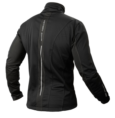 Victory Code Speed Up A2 разминочная лыжная куртка black