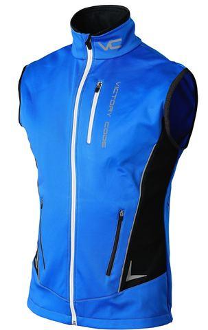 Victory Code Speed Up лыжный жилет blue
