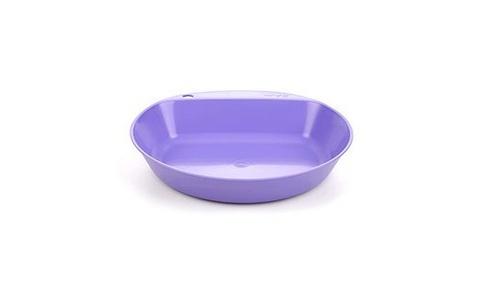 Wildo Camper Plate Deep глубокая туристическая тарелка blueberry