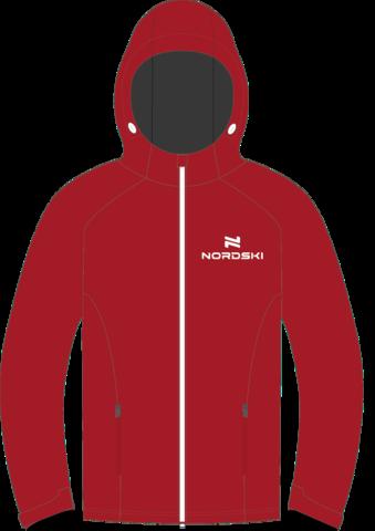 Nordski Jr Россия прогулочная лыжная куртка детская
