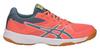 Asics Upcourt 3 кроссовки волейбольные женские коралловые - 1