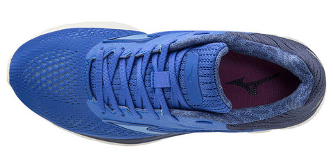 Mizuno Wave Rider 23 беговые кроссовки женские синие