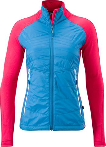 Silvini Sillano куртка-толстовка женская blue-pink