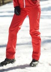 Nordski ветрозащитные брюки женские red