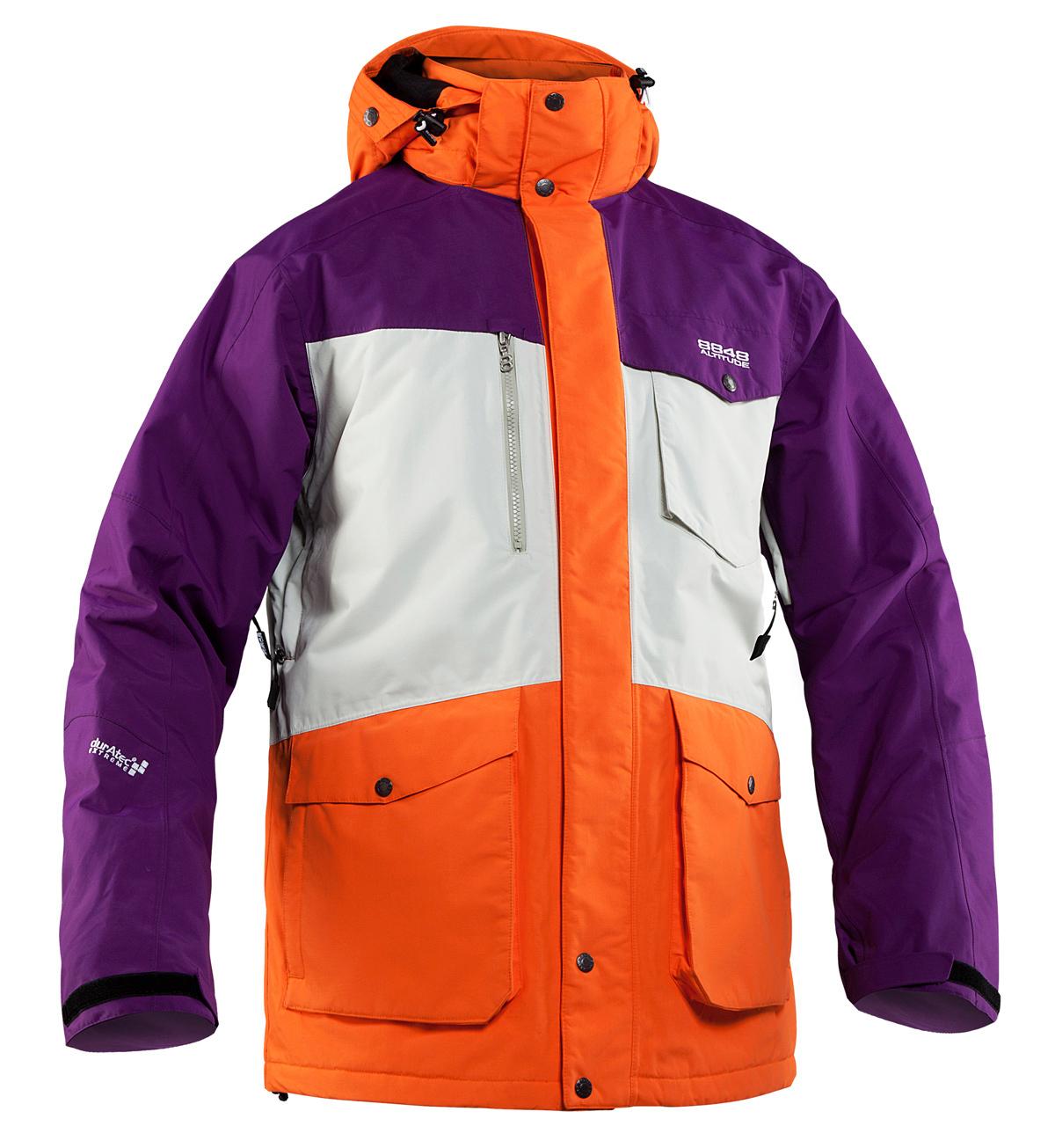 Горнолыжная куртка 8848 Altitude «CAMBER» Purple