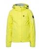 8848 Altitude Florina детская горнолыжная куртка lime - 1