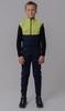 Nordski Jr Premium детский лыжный жилет green-blueberry - 2