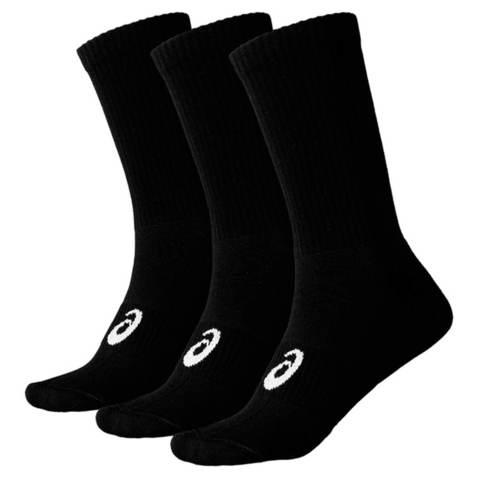 ASICS 3PPK CREW SOCK спортивные носки черные