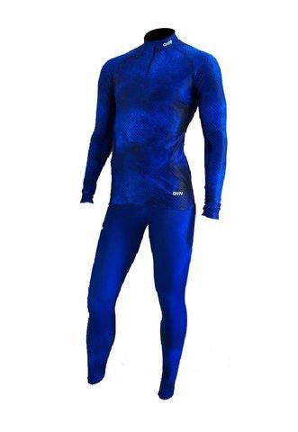 Olly Storm комбинезон лыжный синий