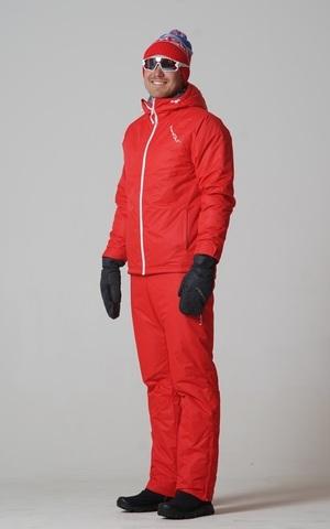Nordski Россия мужской прогулочный лыжный костюм