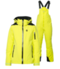 8848 Altitude Adrienne Chella горнолыжный костюм детский lime - 1