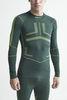 Craft Active Intensity мужское термобелье комплект green-black - 2